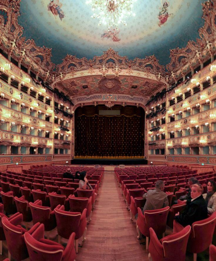 Teatro La Fenice, Venice, Italy