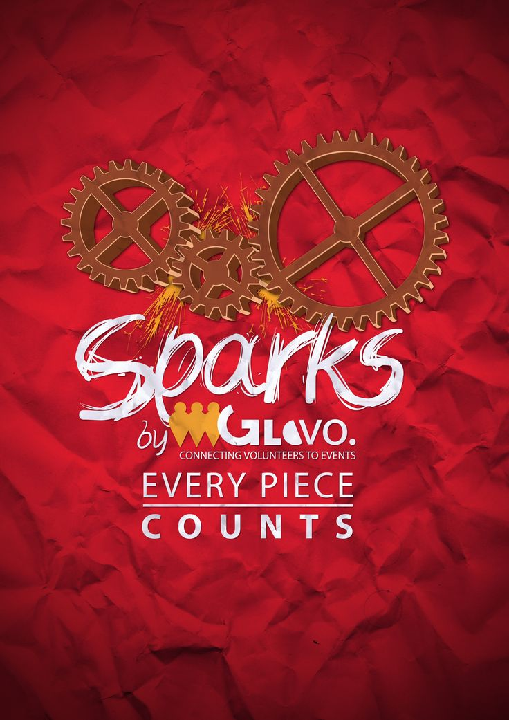 GloVo Sparks event / Every Piece Counts Made by: Christos Panagiotou (Chris Pan) http://glovo.com.gr/