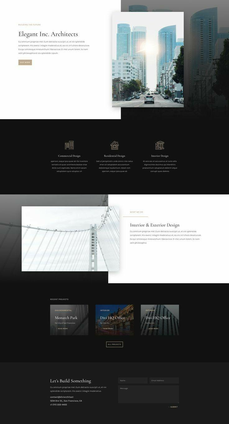 Epingle Sur Websites Web Design Glumac Lazar
