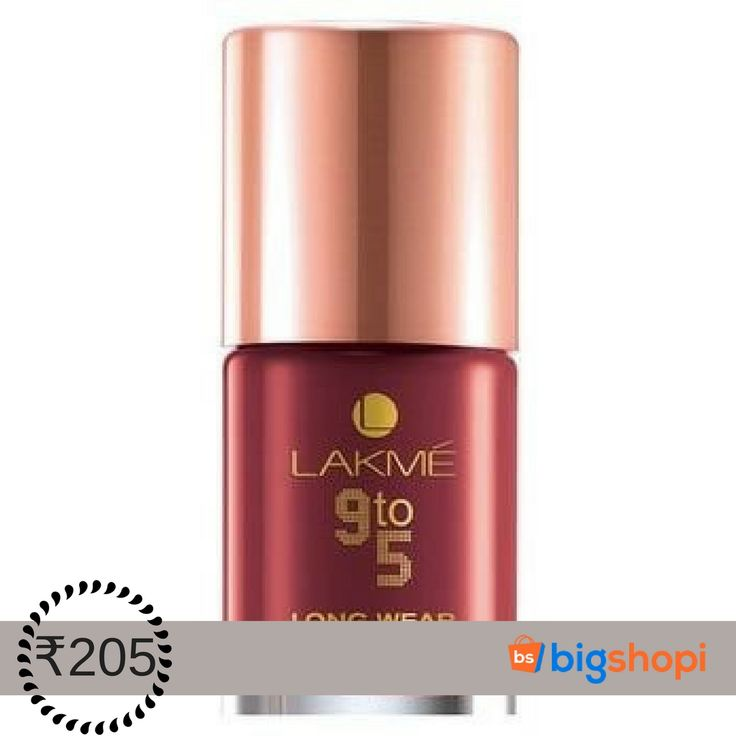 #Shop #Lakme #Lipstick, Lakme Absolute, Lakme #Foundation, #Makeup #Kit, #Kajal, #Eyeliner, #Nail #Polish, #Face #Wash #online on #BIGSHOPI. Order Lakme #cosmetics to have it delivered at your #doorstep from https://goo.gl/rU9yzV