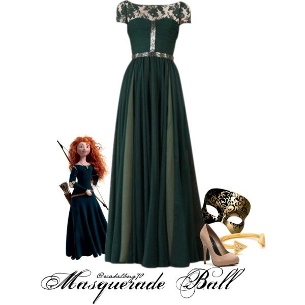"""Merida"" by rcahelbug70 on Polyvore"