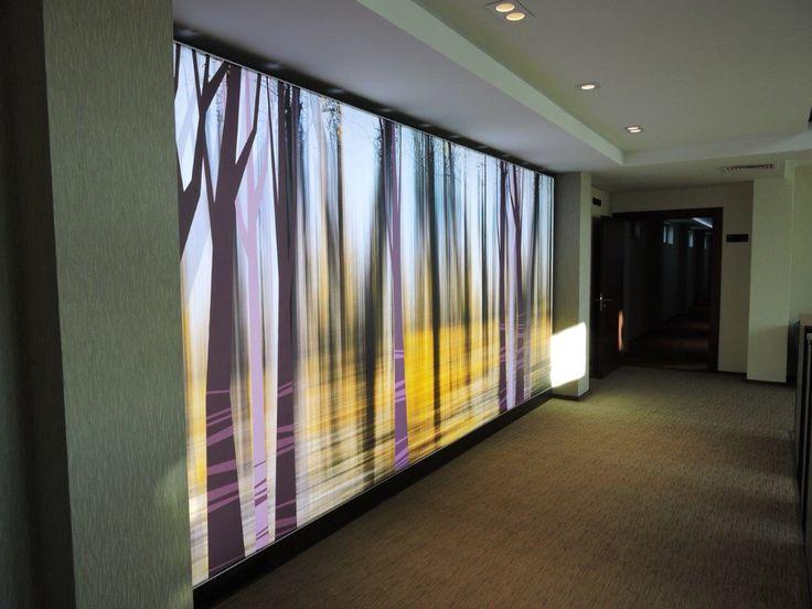 artolis lumiere translucent fabrics for walls barrisol