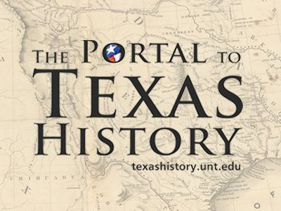 University of North Texas Portal Contains Digitized Documents of Texas History