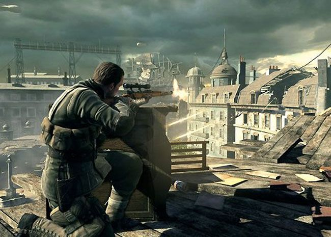 Sniper Elite V2 Xbox 360 Demo Available For Download (Video)