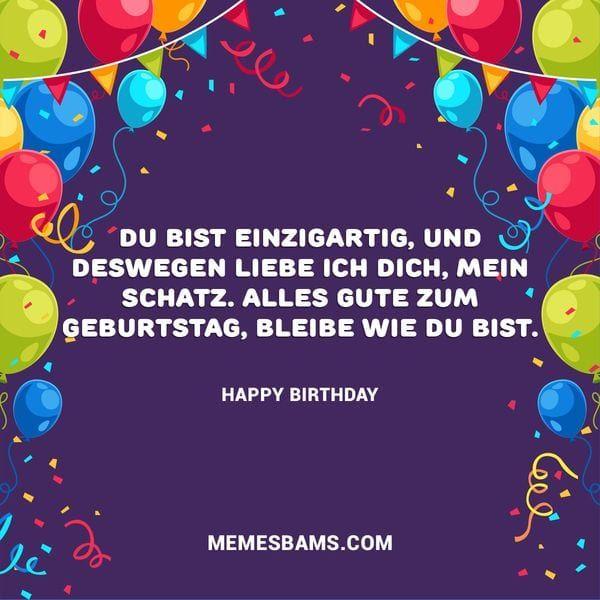 Pin Von Amira Albers Auf Geburtstag Spruche Zum Geburtstag