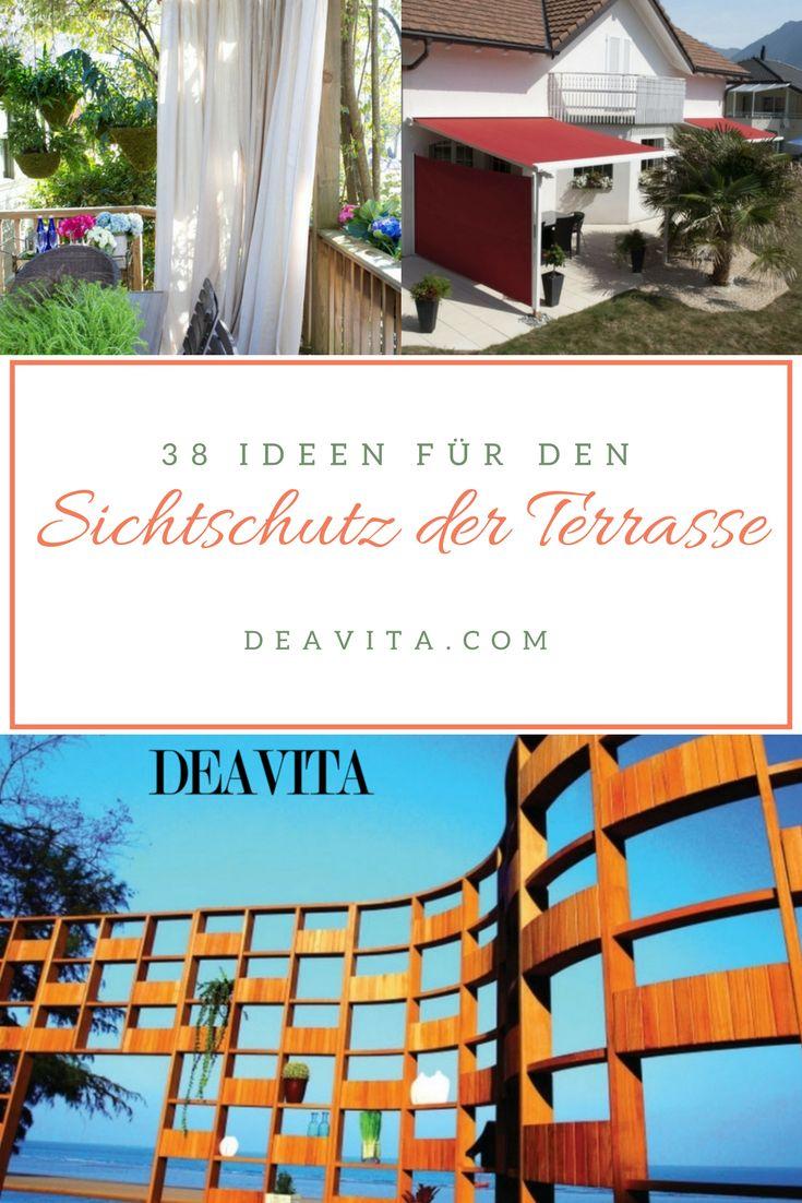 349 best images about terrasse on pinterest coins haus. Black Bedroom Furniture Sets. Home Design Ideas