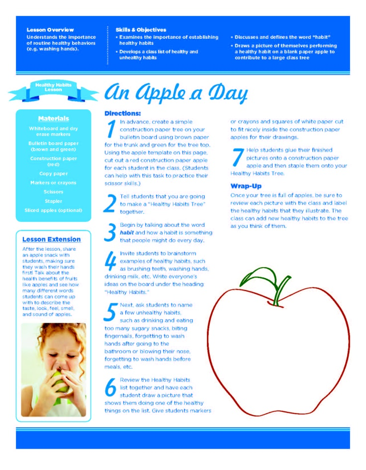 an introduction to the importance of healthy sleep habits of children The importance of teaching healthy eating habits essay:: efforts to develop healthy eating habits to physical activity is important to children in the.