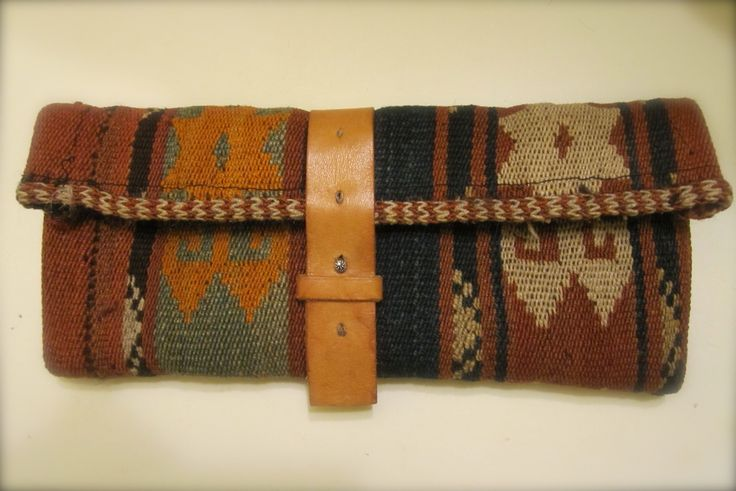 Prudence and Austere: DIY; Carpet Clutch - step by step Photo tutorial - Bildanleitung