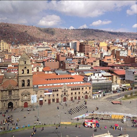 Hello, La Paz! :)