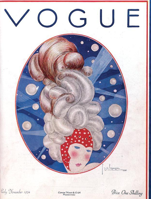 November 1924 by Georges Lepape