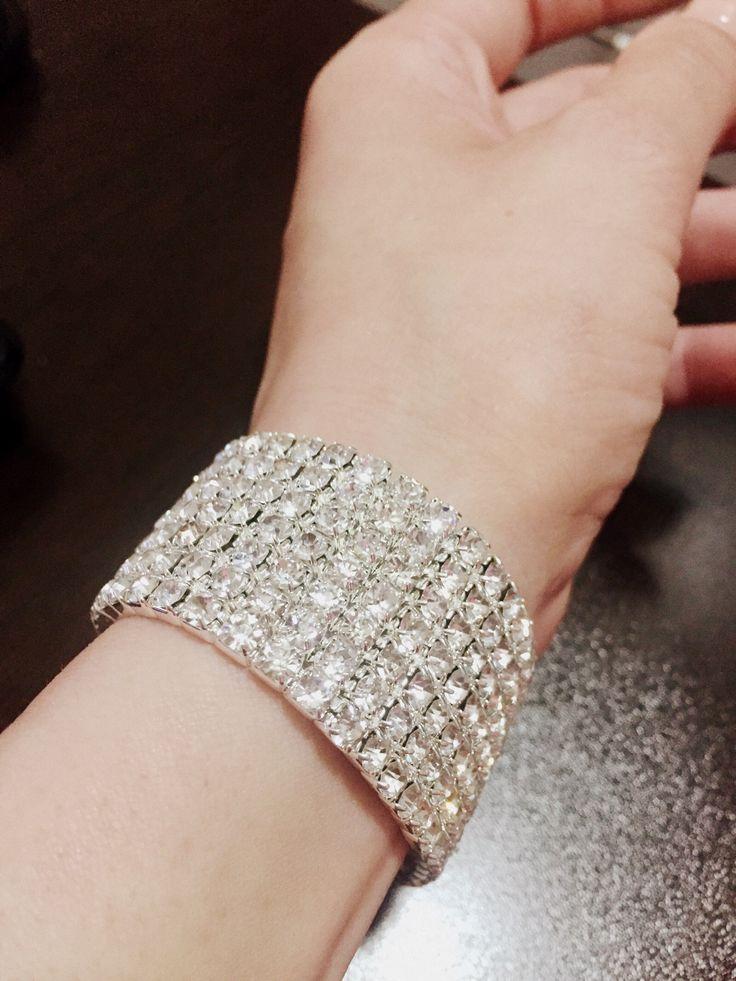 💎Shinny bracelet 💎 www.lebriz.ro  #Lebriz  #bratara  #pietre