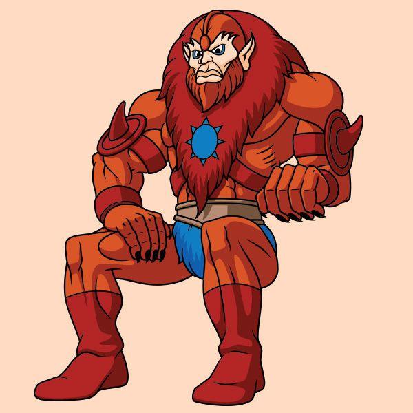 Degree For Character Design : Best beastman images on pinterest master s degree