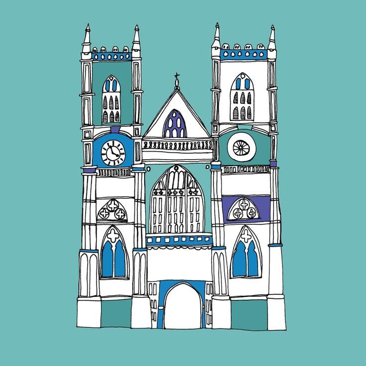 Helena Carrington - Westminster Abbey, London