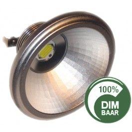 AR111 - 7 Watt epistar LED - dimbaar! vervangt 50 Watt [QV4] | ook geschikt voor dimmer | LED Lampen koop je bij LEDITLIGHT!