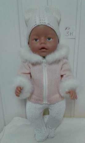 Нарядная недорогая одежда для кукол Беби Борн Baby Born Каменец-Подольский - изображение 3