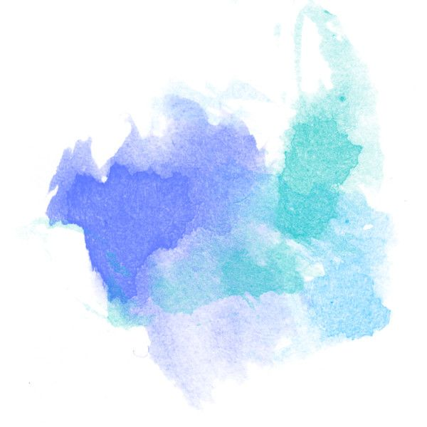 watercolor splash ❤ liked on Polyvore