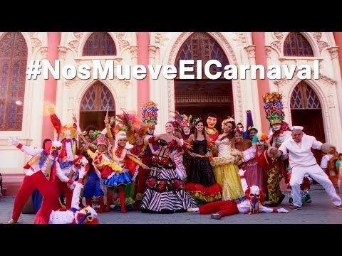 ¡Se prendió la fiesta! En el Carnaval de Barranquilla se vivirá 'una sola gozadera' - YouTube