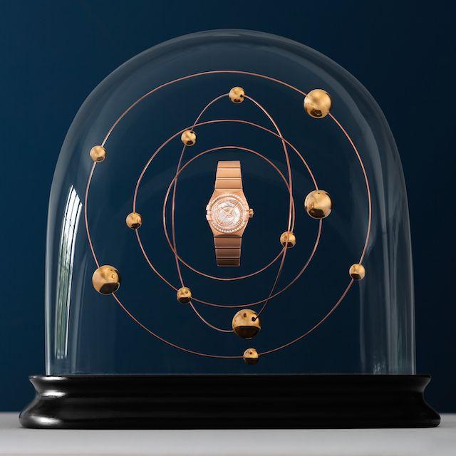 Imagine Omega Watch Campaign - by  la photographe Juliette Bates