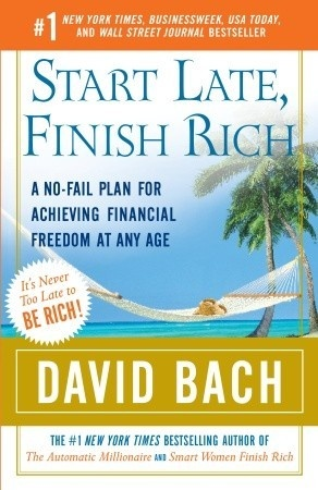 New arrival: Start Late, Finish Rich by David Bach