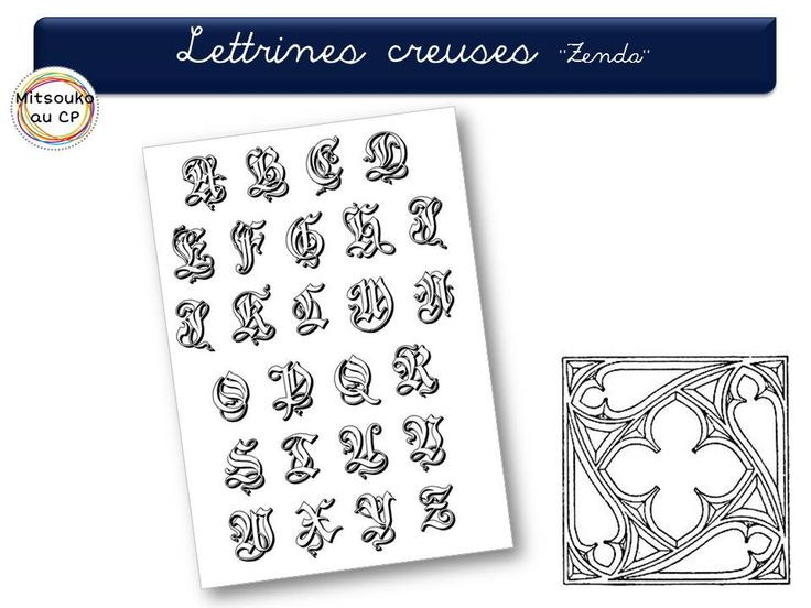 Atelier de graphisme inspiré de l'art médiéval - Mitsouko au CP