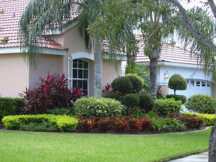 landscaping ideas for front yard ranch style home simple landscape design homes gallery at ranch style home landscaping ideas for front yard - Garden Ideas In Florida
