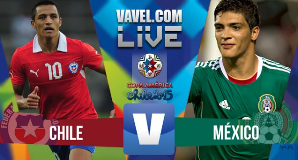 Mexico vs Chile Live Copa America 2015 Online TV Streaming | NonstopTvStream