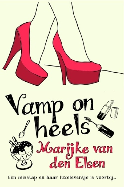 De komende 2 weken leest de Chicklit.nl Leesclub een heerlijke chicklit: Vamp on heels. Lees het boek en laat weten dat jij meeleest door de cover te re-pinnen of een reactie te plaatsen.