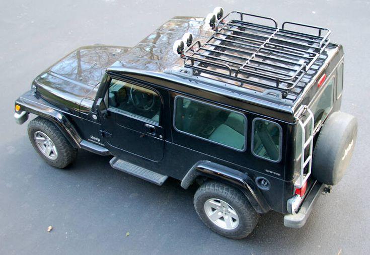 DIY Roof Rack - JeepForum.com