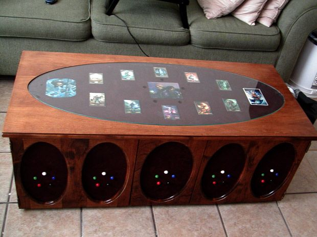 1000 images about gaming sh t on pinterest gaming game tables and magic the gathering - Magic the gathering game table ...