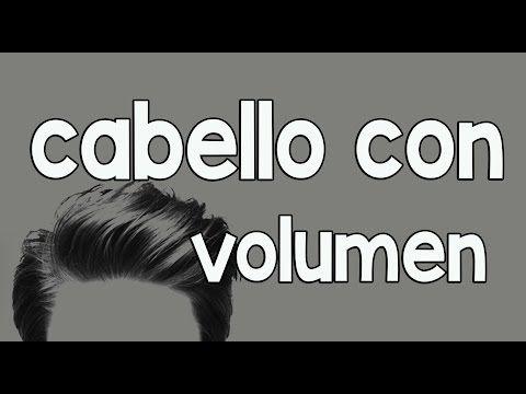 Cómo dar volumen a tu cabello de forma fácil con secadora   Peinado para hombre - YouTube