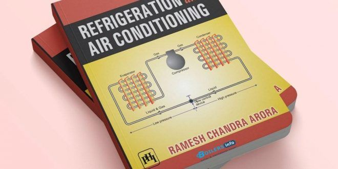 Refrigeration And Air Conditioning By Ramesh Chandra Arora Refrigeration And Air Conditioning Conditioner Air Conditioning
