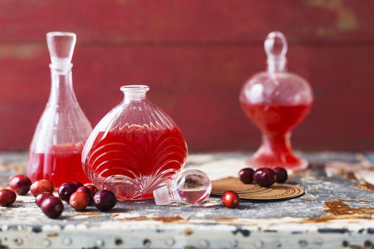 Cranberry-Orange Syrup