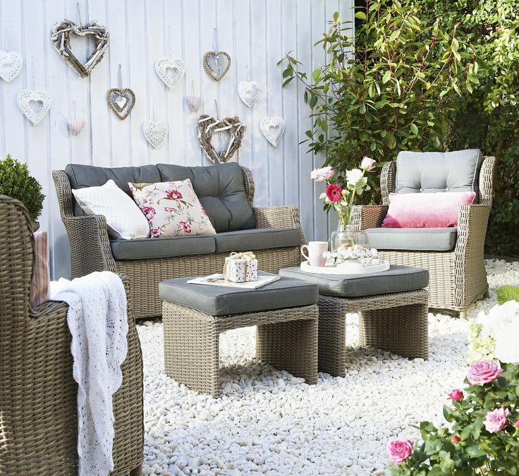 12 beste afbeeldingen van lekker loungen tips en idee n voor de ideale loungeset in jouw tuin. Black Bedroom Furniture Sets. Home Design Ideas