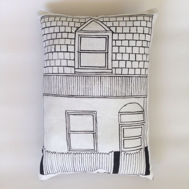 Image of Annandale Terrace Cushion