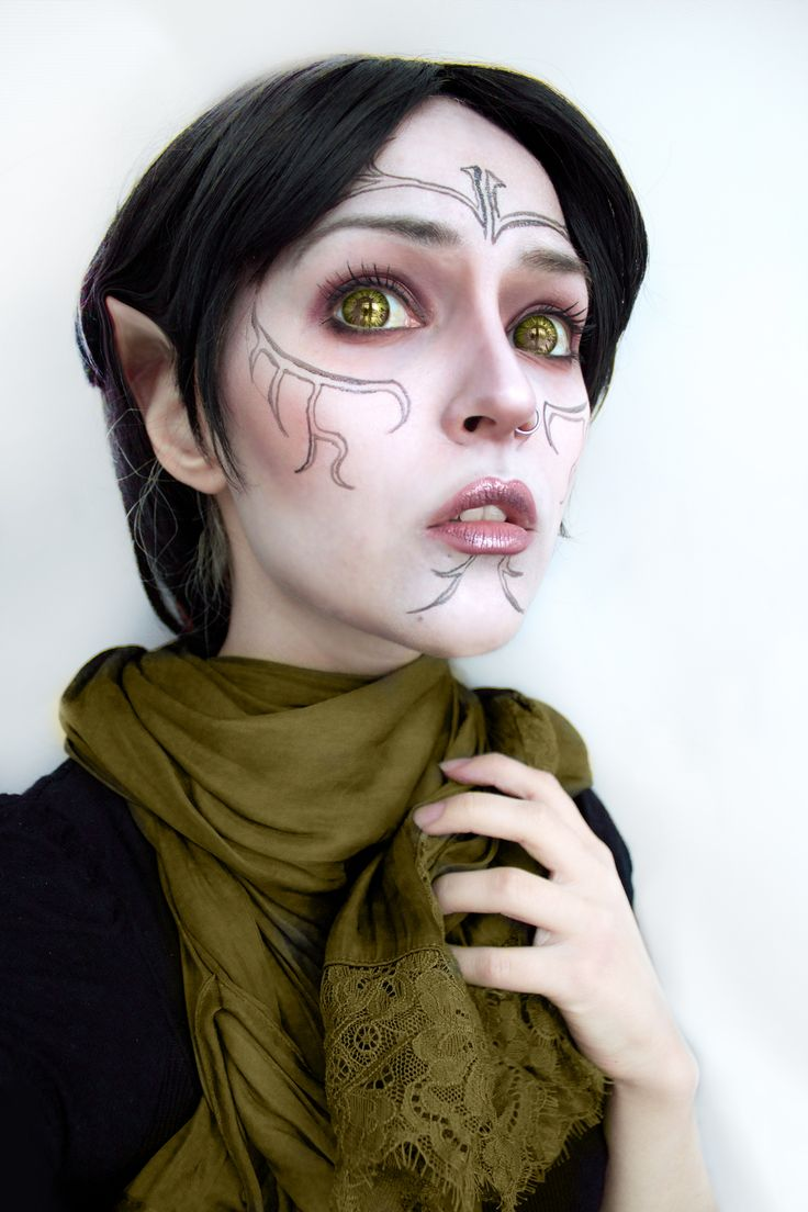 Maker's breath, her EYES! Captivating Merrill makeup. - Album on Imgur