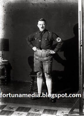 MIsteri Fakta Tersembunyi Adolf Hitler [ 3 ]