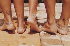 Tatuaggi Caviglia: 50 splendide idee : Album di foto - alfemminile