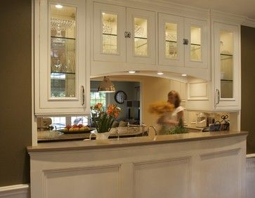 25 Best Ideas About Pass Through Kitchen On Pinterest