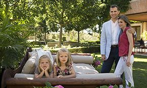 Prince Felipe and Princess Letizia of Spain: a closer look at the future king and queen's home
