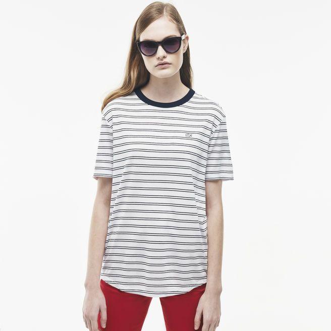 http://www.lacoste.com/fr/lacoste/femme/vetements/t-shirts/t-shirt-mariniere-col-rond-lacoste-live-en-jersey-lurex/TF5067-00.html?lang=fr&dwvar_TF5067-00_color=522