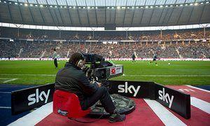 Sky's shares up after 3.5bn German Bundesliga TV deal