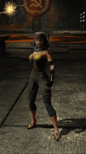 Lady al Ghul | DC Universe Online Wiki | Fandom powered by Wikia