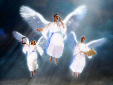 Anjeli majú pre vás dôležitú správu. Neveríte? Kliknite