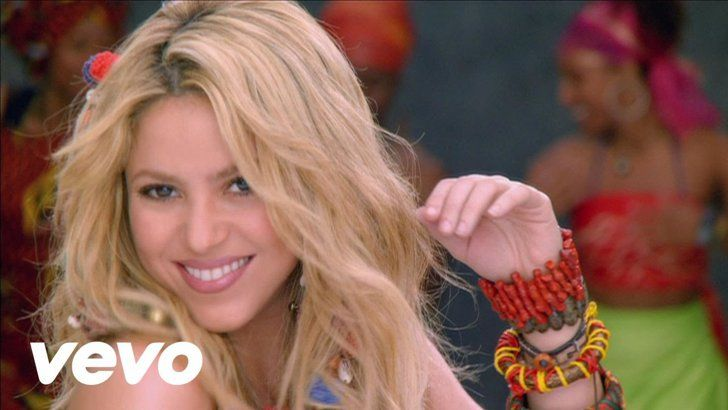 """Pin for Later: 15 Shakira Music Videos That Are Too Hot to Handle """"Waka Waka (Esto Es Africa)"""""""