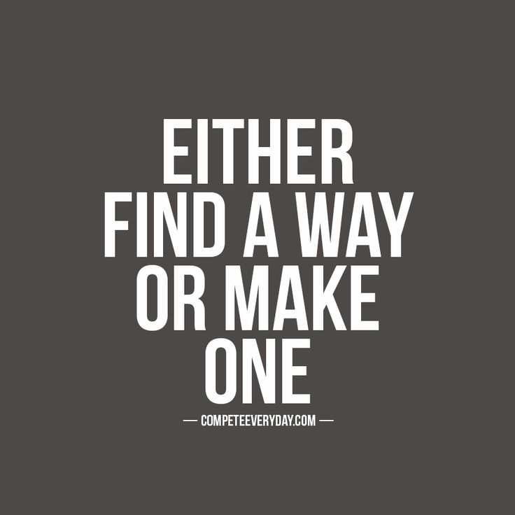 But whatever you do, don't give up! #motivation #findaway