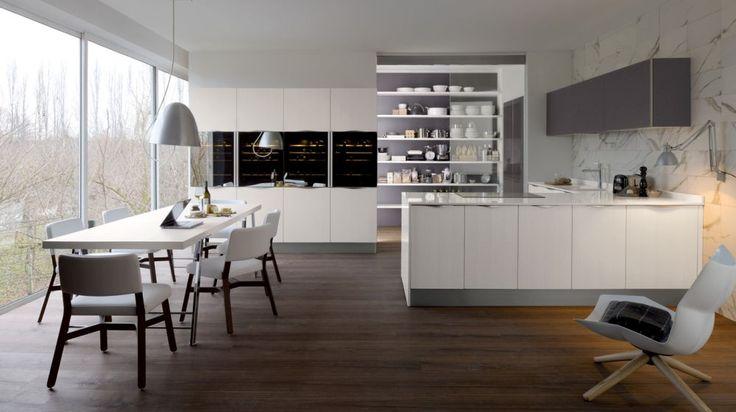 29 best Veneta Cucine images on Pinterest | Conceptions modernes de ...