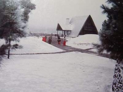 São Joaquim (Yes, snow in Brazil!)  Santa Catarina