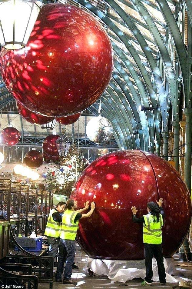 40+ Giant christmas ball ornaments ideas in 2021
