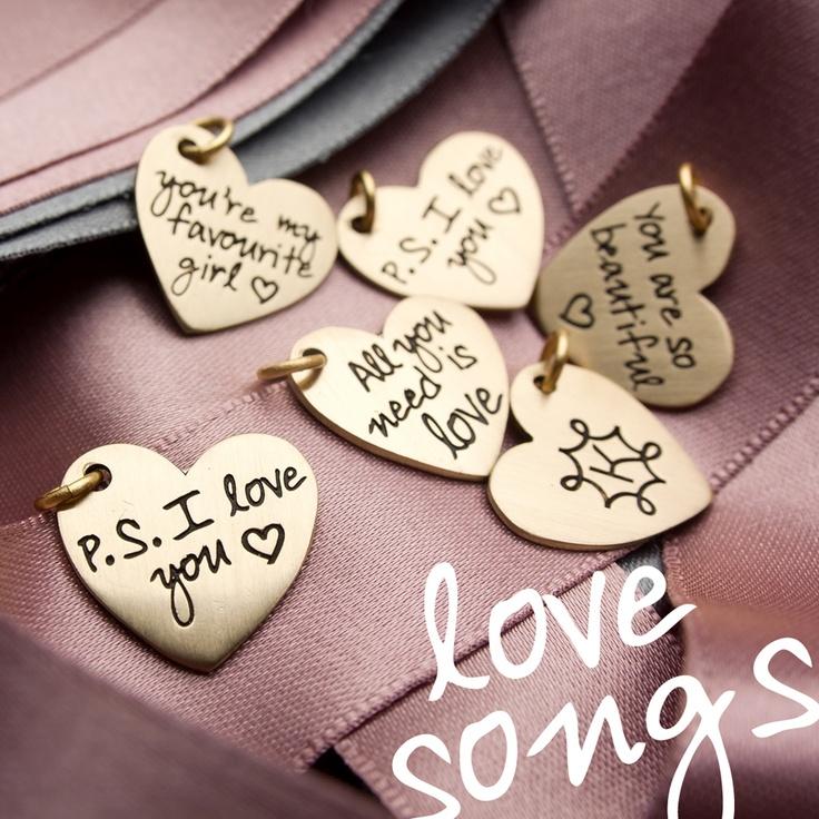 kolekcja LOVE SONGS    www.aniakruk.pl