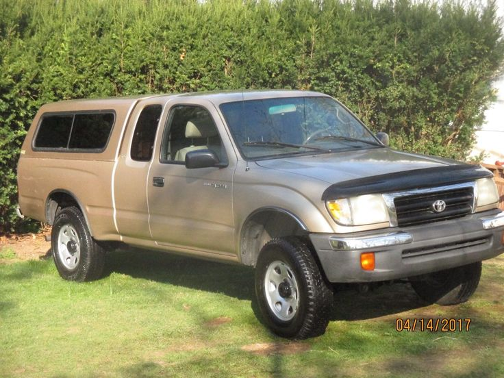 Cool Toyota 2017: 1998 Toyota Tacoma  1998 TOYOTA TACOMA, 4X4, SR5, EXTENDED CAB, AUTOMATIC TRANS. , 4 CYLINDER Check more at http://24auto.cf/2017/toyota-2017-1998-toyota-tacoma-1998-toyota-tacoma-4x4-sr5-extended-cab-automatic-trans-4-cylinder/